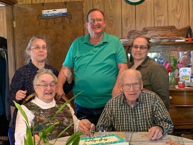 In Memory of Grandpa Blowers