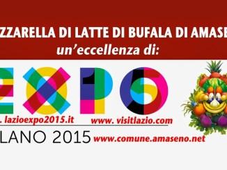 Mozzarella di Bufala di Amaseno Expo 2015