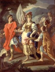 Camilla e Turno