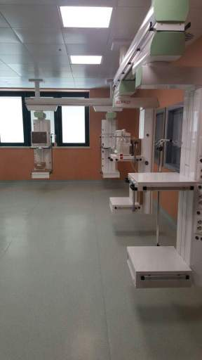 Nuove attrezzature ospedale Spaziani