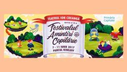 Festival Memorie d'Infanzia Bucarest 2017