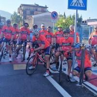 L'ASD San Pio bike alla volta di San Giovanni Rotondo