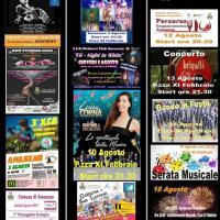 Estate 2019 ad Amaseno tra musica, sport e gusto