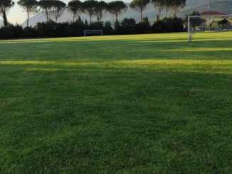 Il campo sportivo