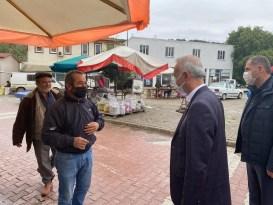 """Taşova Belediye Başkanı Öztürk: """"Esnafımızın yanındayız"""""""