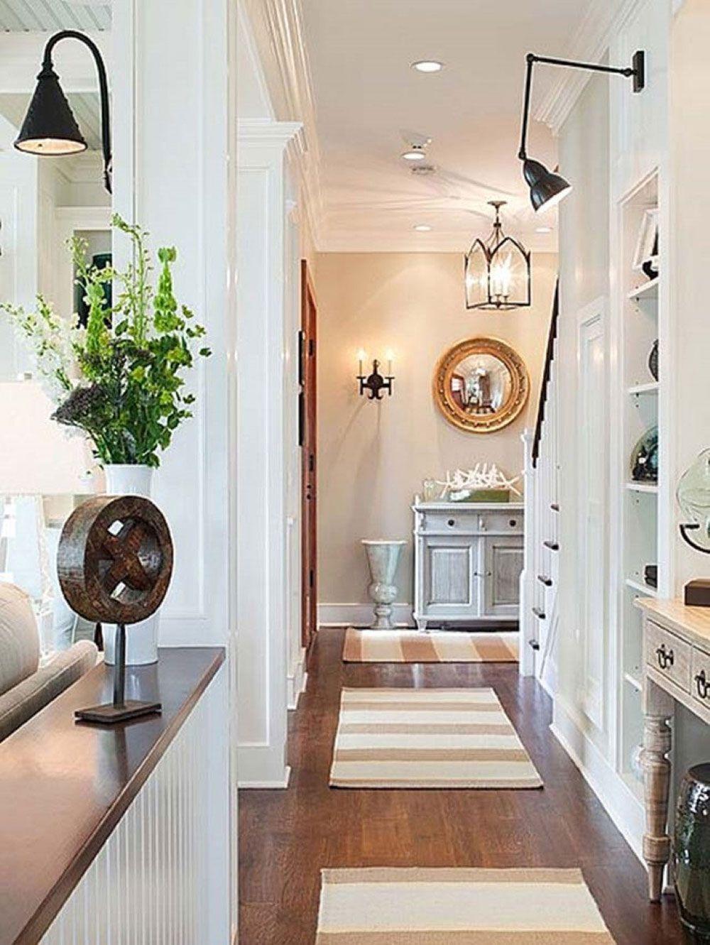 Illuminazione di ingresso corridoi e disimpegni - Illuminazione ingresso casa ...