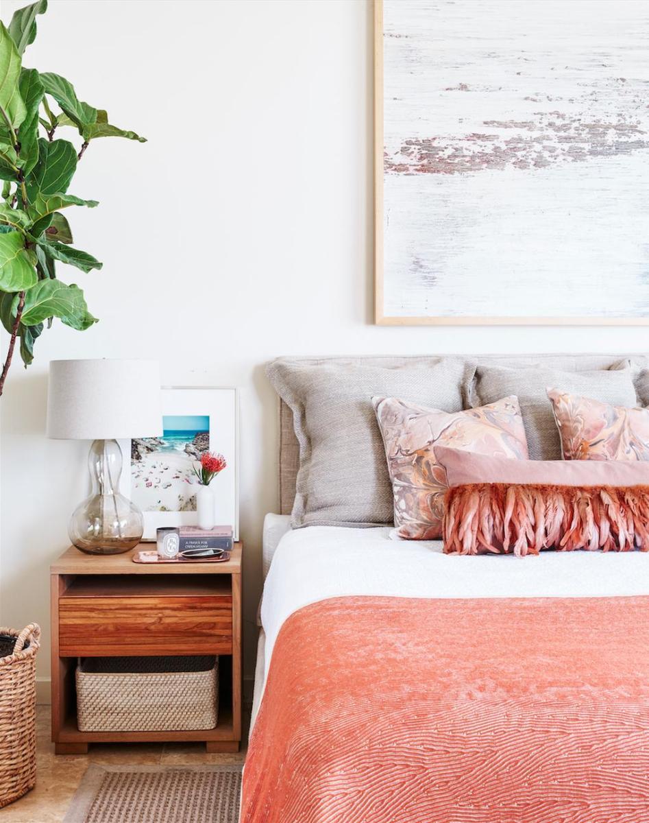 Arredare con il Living Coral,  il colore Pantone 2019