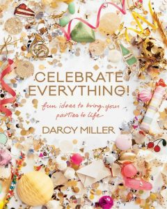 libri decorazione - celebrate everything