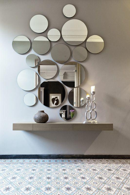 Collezione di specchi