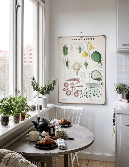 Un riposante angolo green per la colazione su lafigurina.com