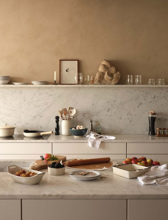 La cucina come cuore della casa su zarahome.com