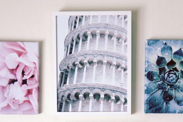 Stampe fotografiche per crere una galleria a parete