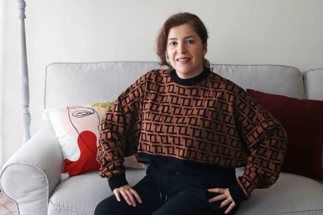 Maglione corto – Femme Luxe