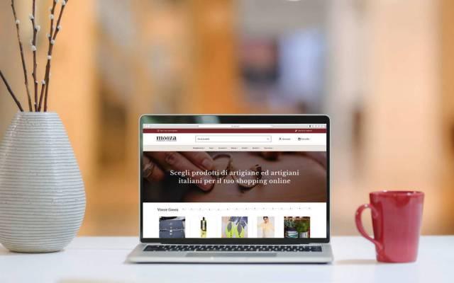 Mooza marketplace del design artigianale Made in Italy