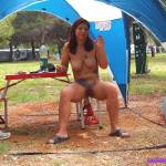 CONTRIBUCION: NICK´S SLUT NUDIST CAMPING