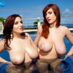 MIS FETICHES: VALORY & LANA'S FUN POOL