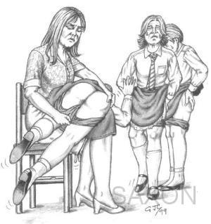 janus spanking drawings