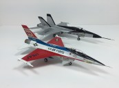 YF-16A Fighting Falcon & YF-17A Cobra