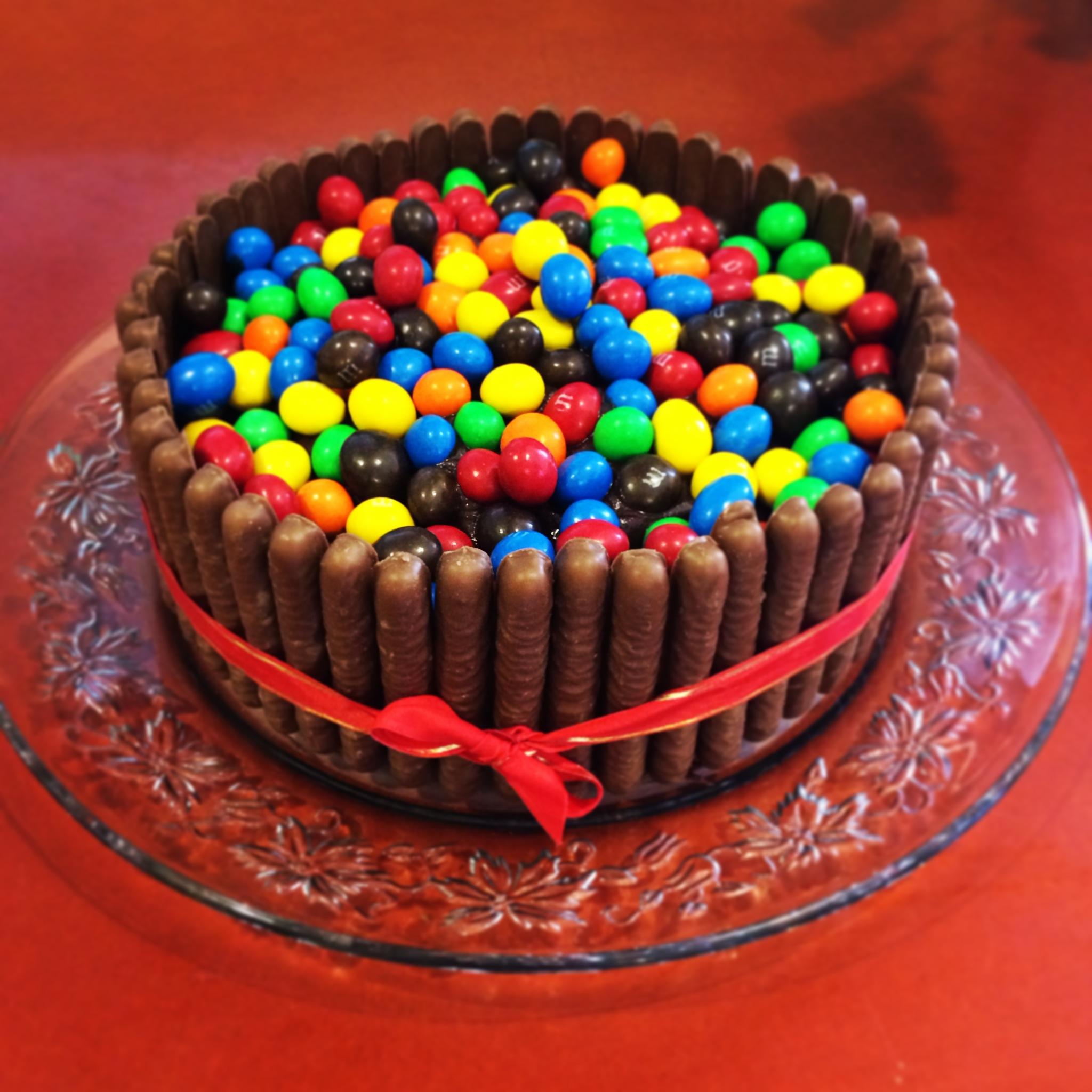 Birthday Cake Amateurbakerandme