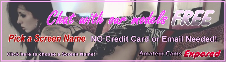 Join AmateurCamsExposed & Chat With The Hottest Cam Models