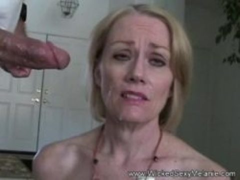 Milf facial amateur granny sucks the doctor