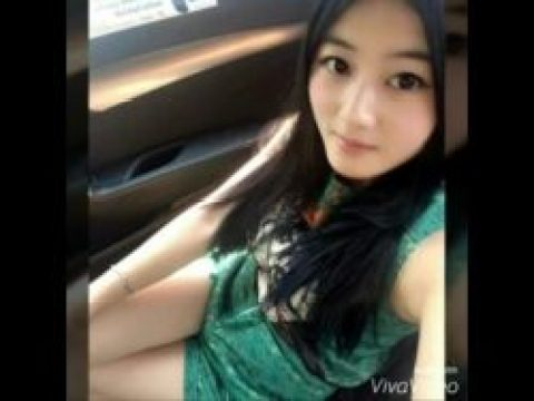 Pretty Young asian Girl Got a Facial