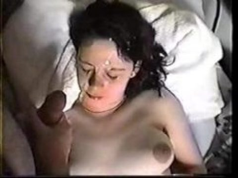Surprise her while sleeping, nice and sticky