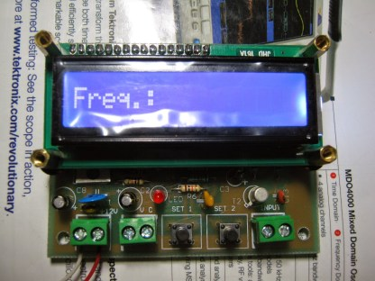 FLL Freq Counter