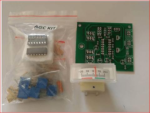 AGC Kit with Analogue Meter