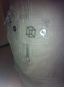 Pick-pocket Proof Pants from Clothing Arts
