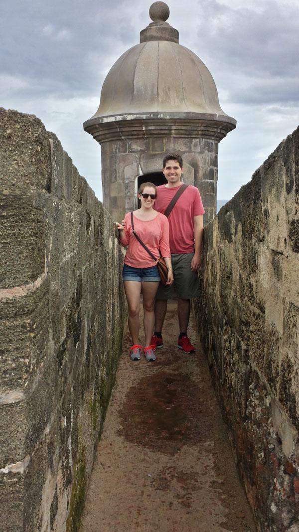 El Morro - San Juan, Puerto Rico