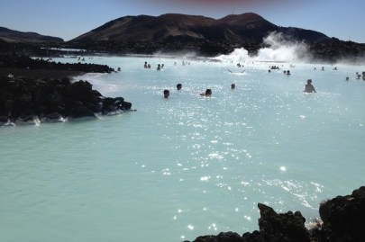 Image result for iceland healing hot springs