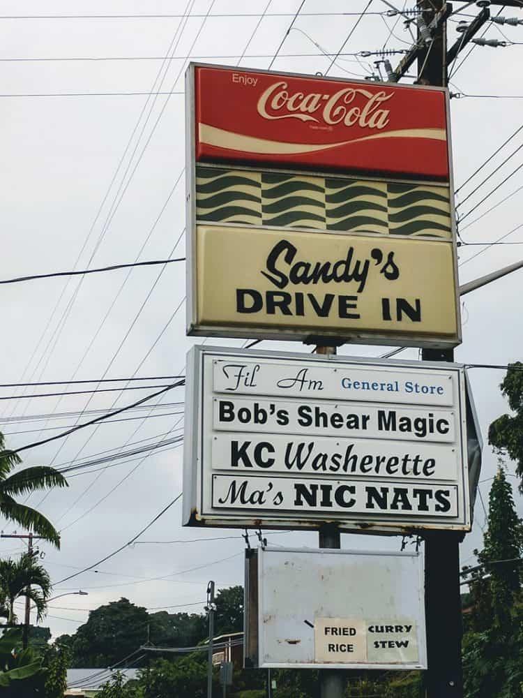 Sandy's Drive In