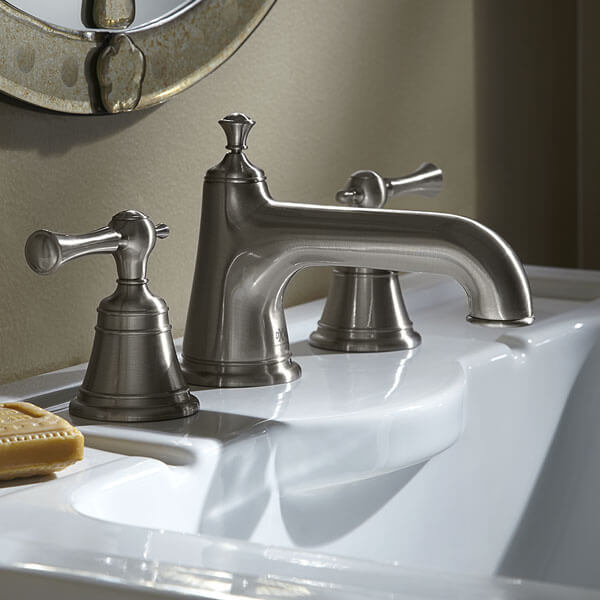dxv d3510280c 144 randall widespread bathroom faucet with lever handles