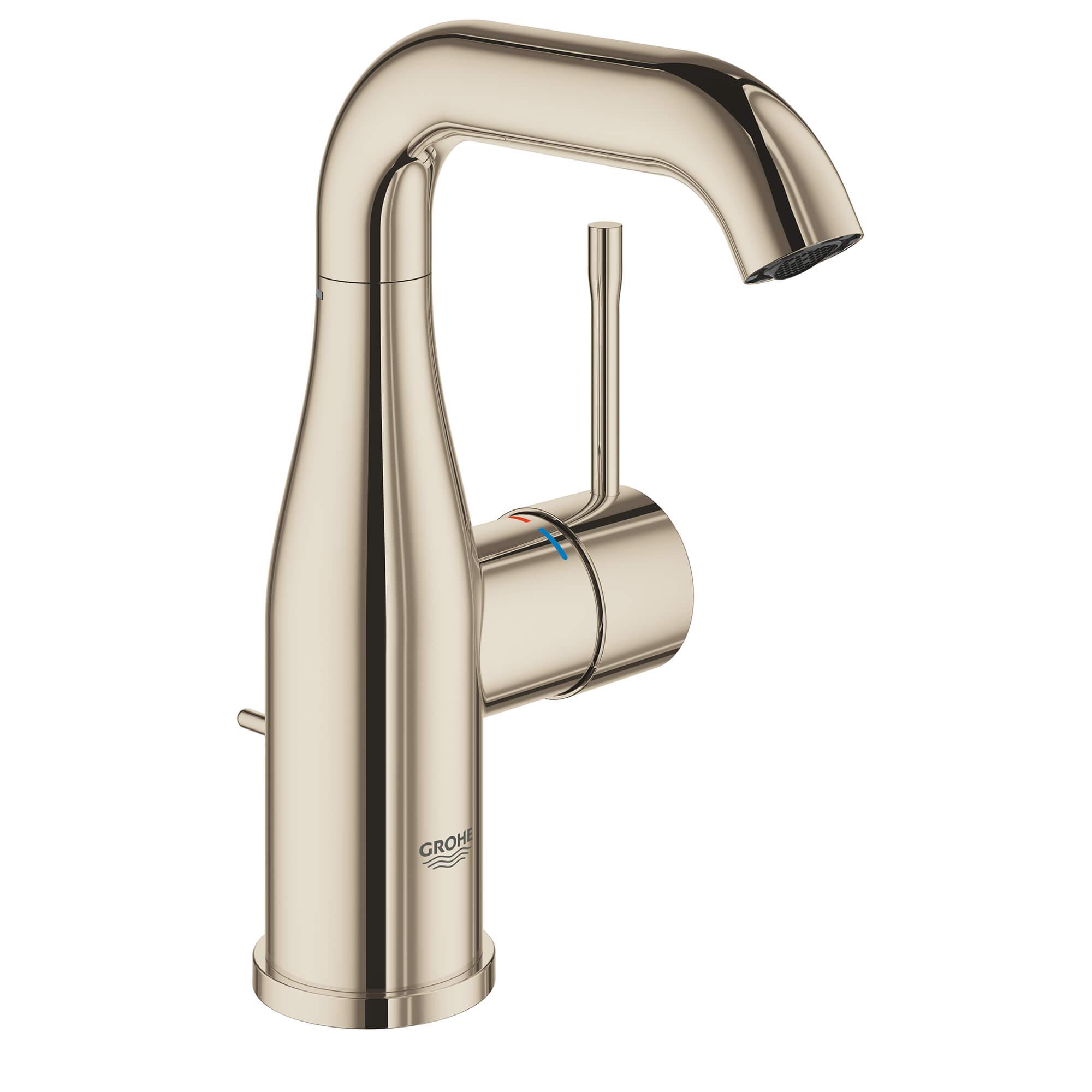 grohe 23485bea single hole single handle m size bathroom faucet 4 5 l min 1 2 gpm