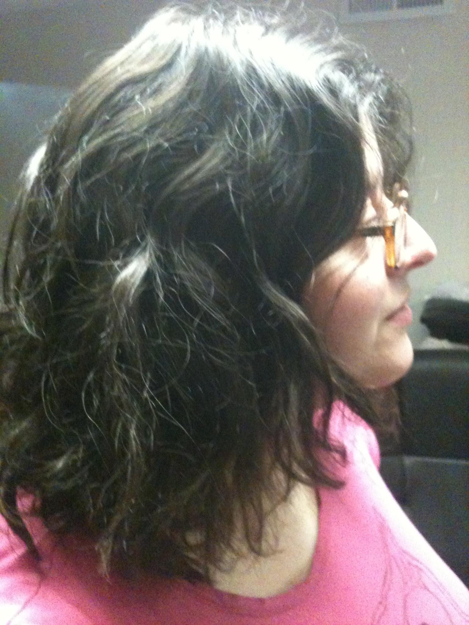 Lush Caca Noir Henna Hair Dye Review Process Amatorium