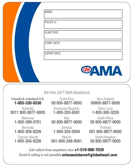 Ama Car Insurance Alberta