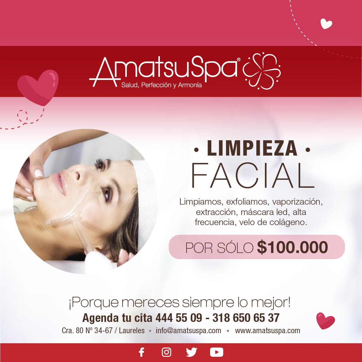 Limpieza Facial Spa Medellín