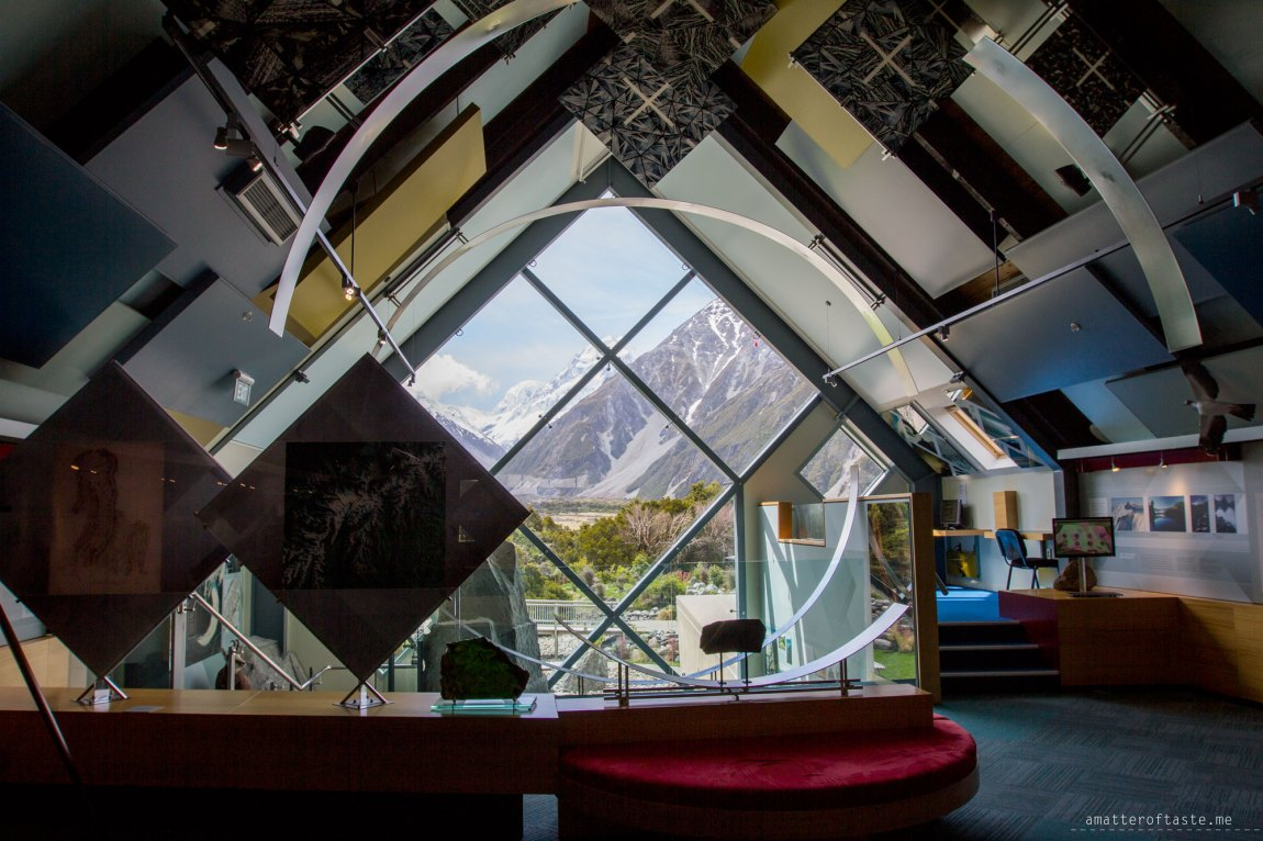 Mt Cook Visitor Centre