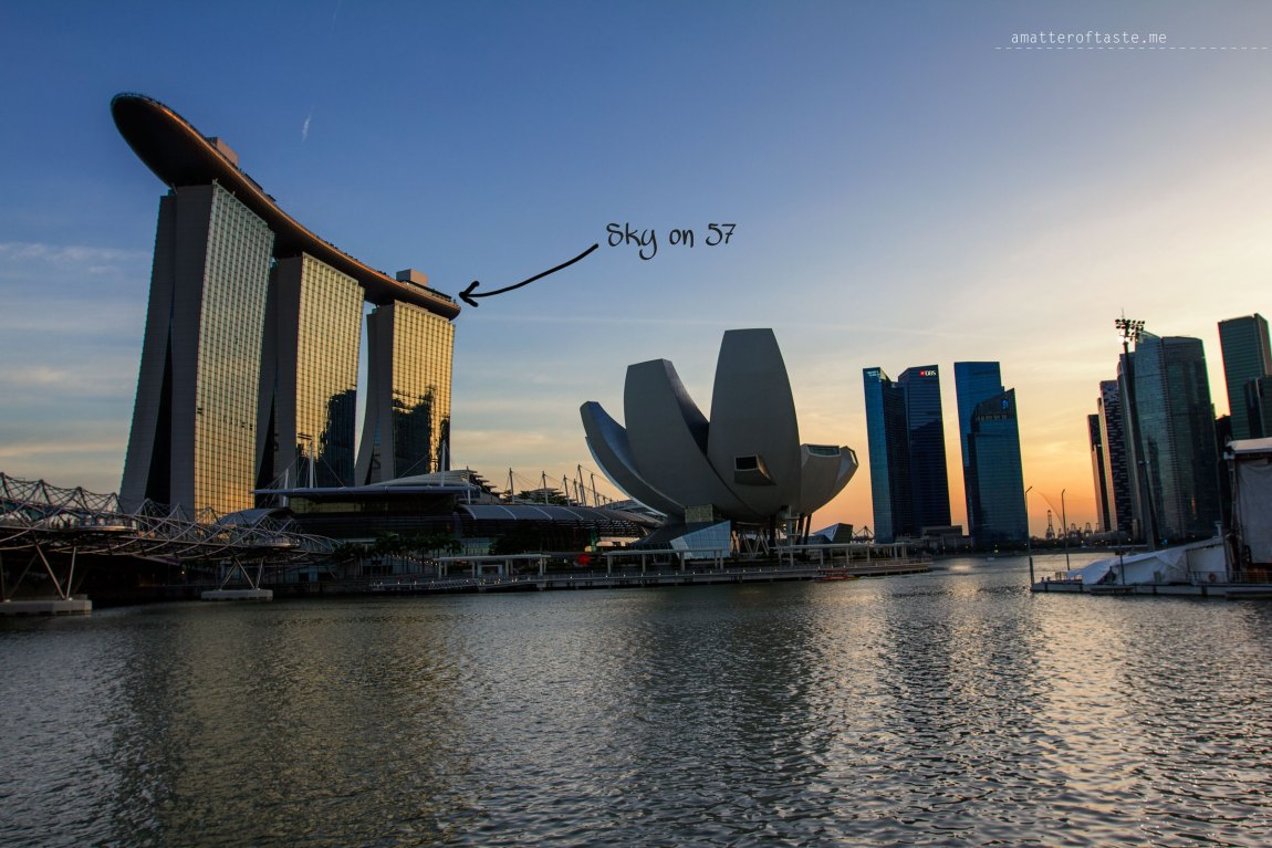 Sky on 57 Singapore