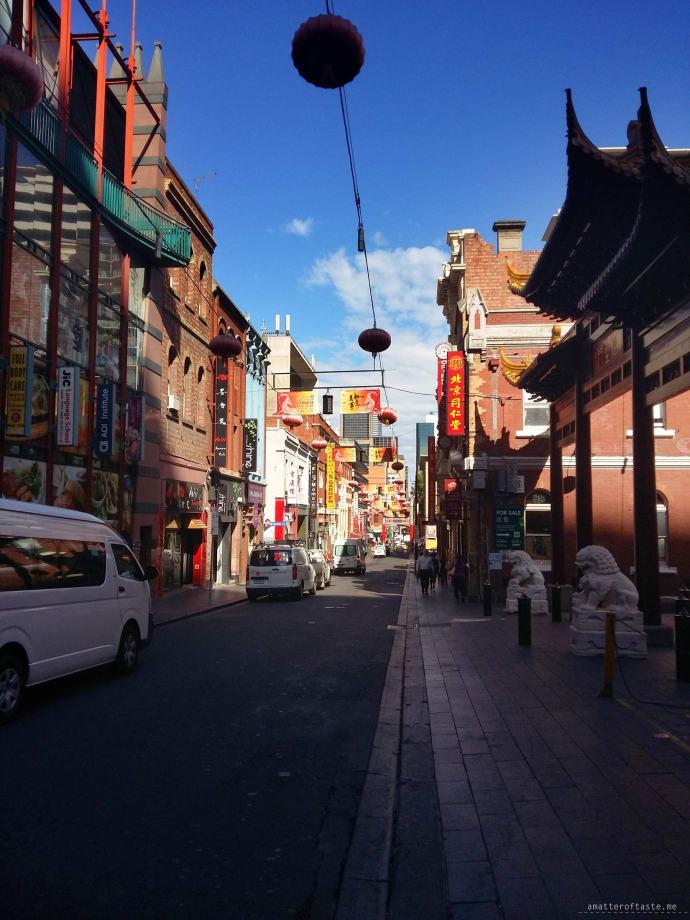 chinatown Melbourne 2015
