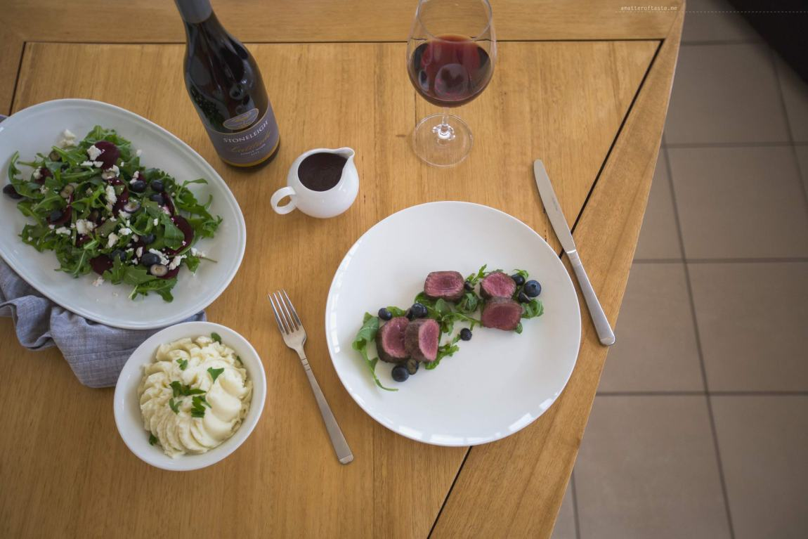 Grampians National Park with Stoneleigh Wine + venison recipe