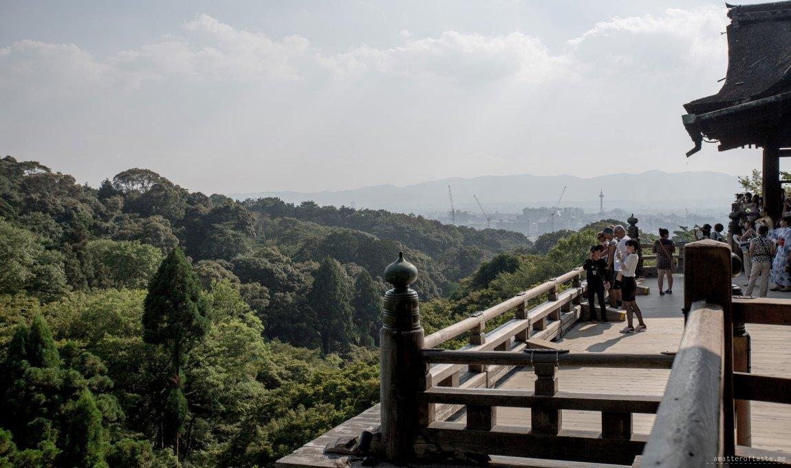 Kiyomizu-dera by a matter of taste