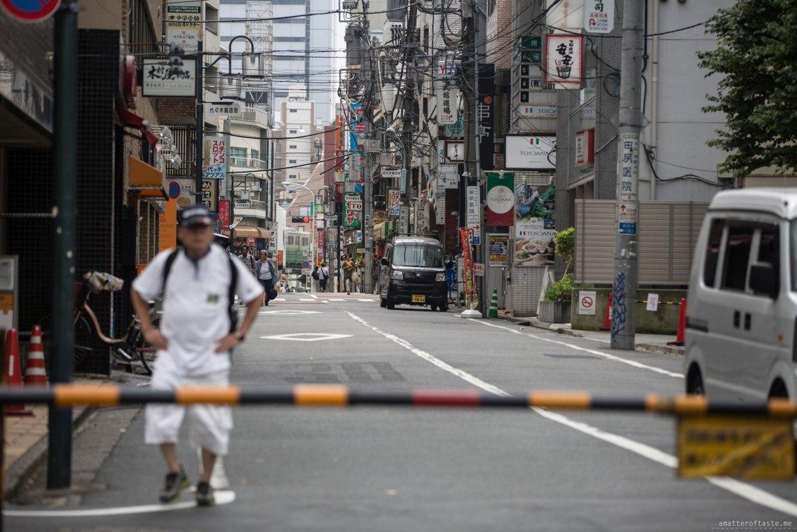 Tokyo by a matter of taste