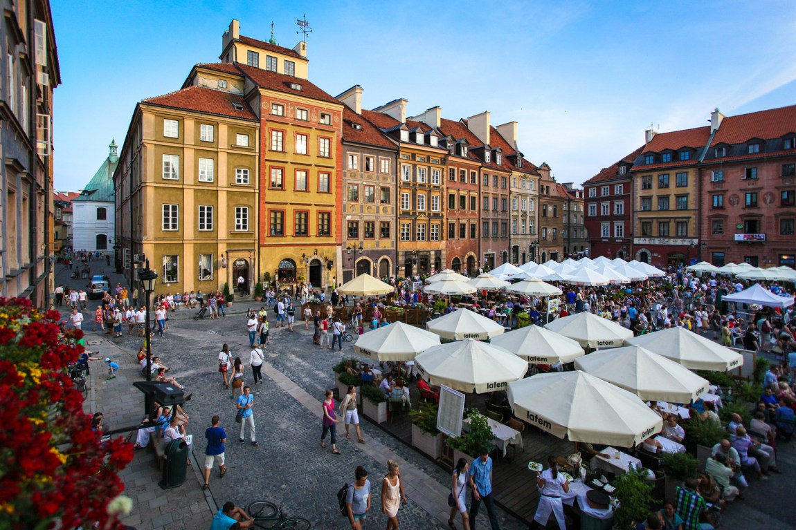 Gourmand Guide Warsaw Poland tour