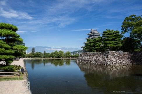 Matsumoto castle summer 2015