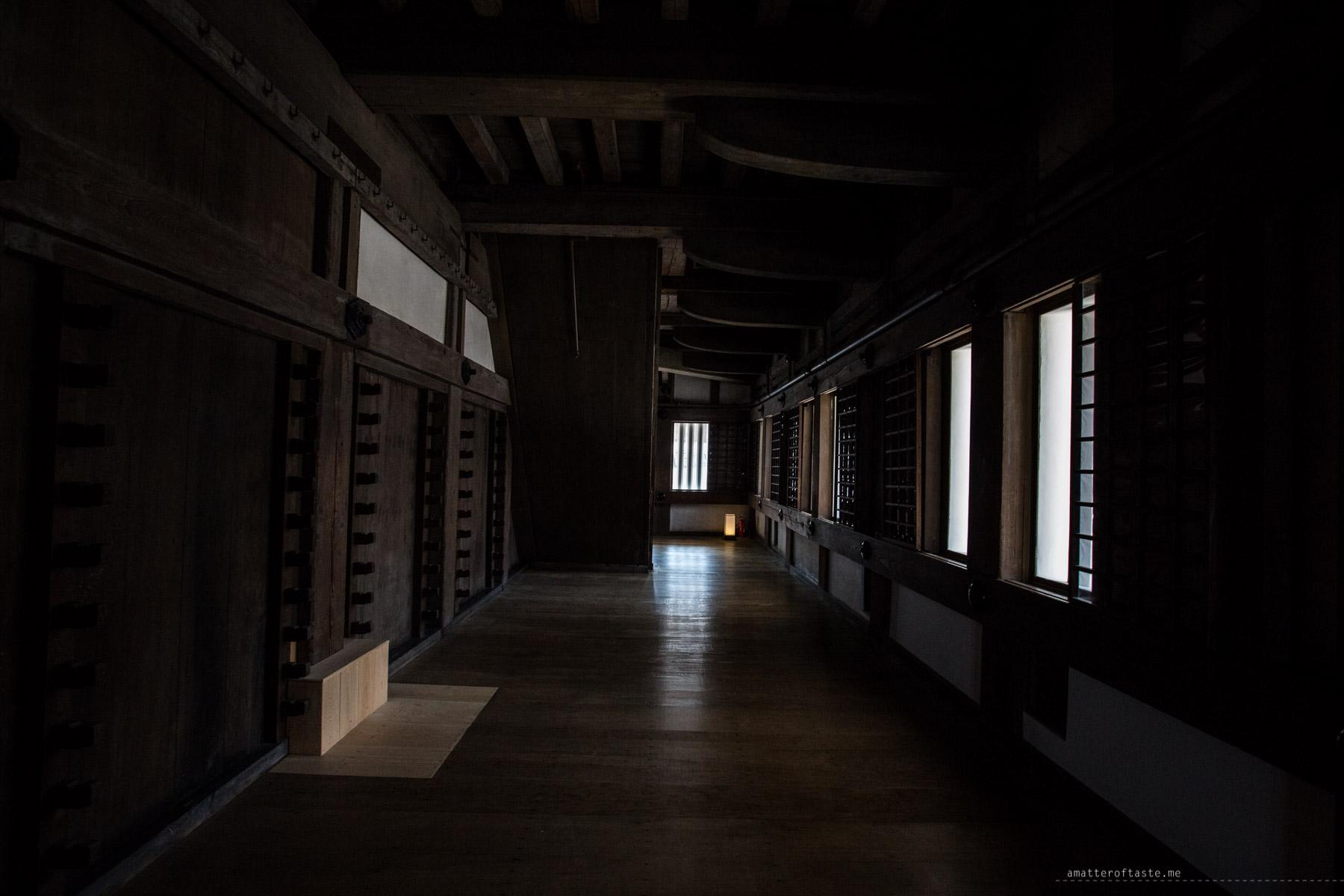 Himeji castle summer 2015