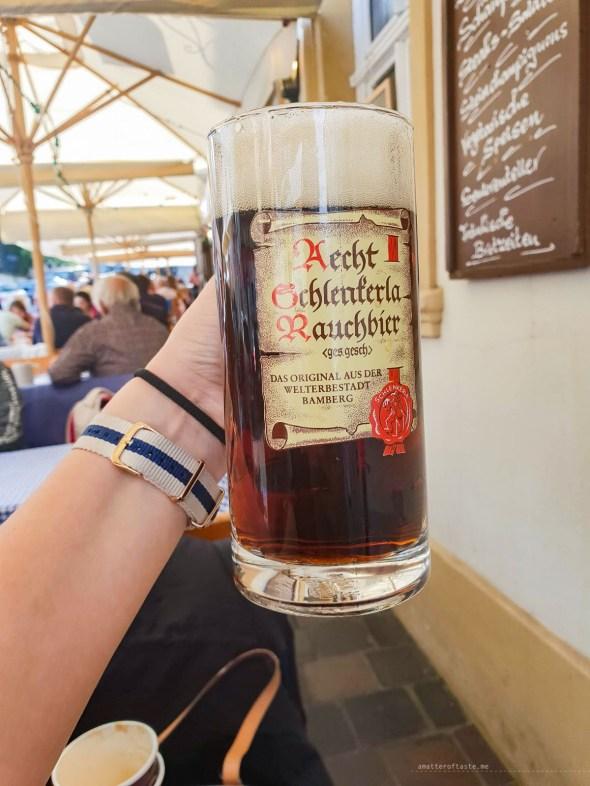 Bamberg Germany road trip Rauchbier
