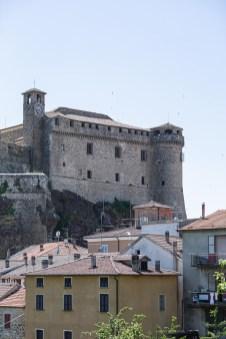 Bardi Castle and village