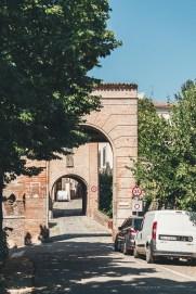 Dozza gate